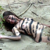 Baby M Tiger Striped