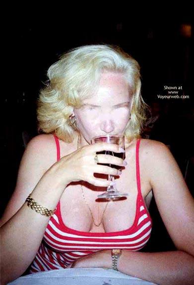 Pic #1 Enjoying A Glass Of Wine!