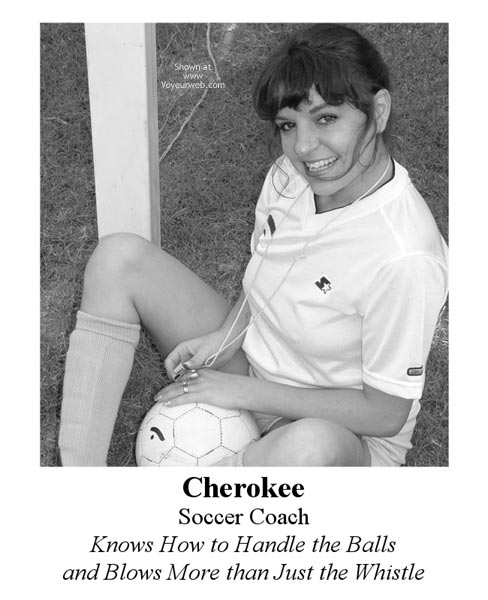 Pic #1 *Yb Cherokee, Soccer Coach