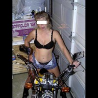 Rebel Biker Chic