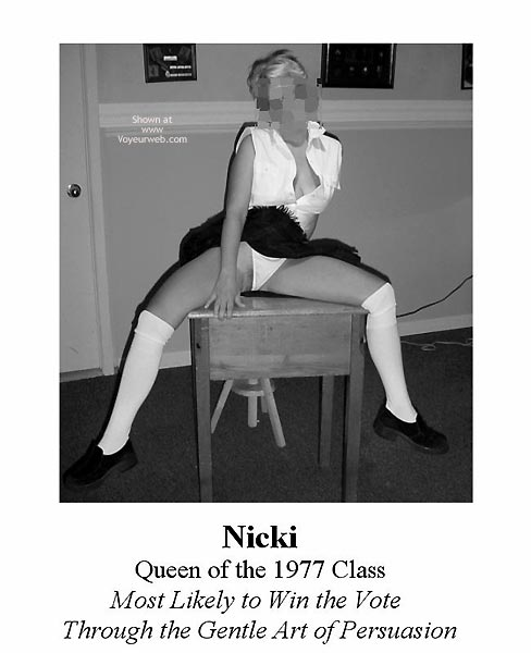Pic #1 Yb - Nicki, Queen Of 1977