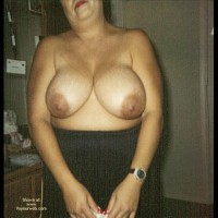 Wifes Big Hispanic Breast