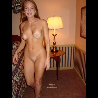 Tan Lines - Full Frontal Nudity, Redhead, Shaved Pussy, Tan Lines , Tan Lines, Full Frontal, Shaved Pussy, Full Body, Naked At Home, Full Nude With Tanlines, Smiling Nude Frontal, Happy Redhead