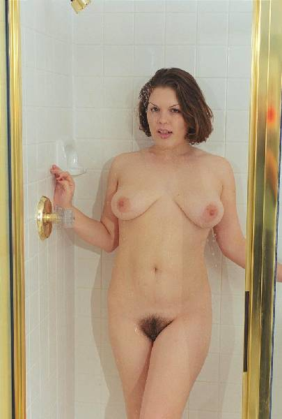Pic #1 Cori Takes A Shower