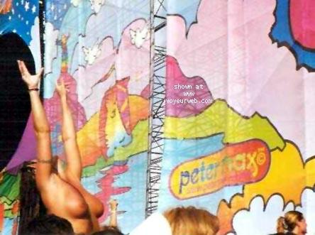 Pic #1 Woodstock 99 #......