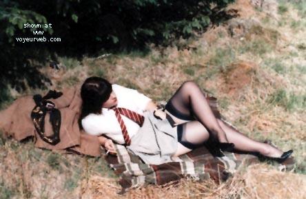 Pic #1 Schoolgirl Girlfriend