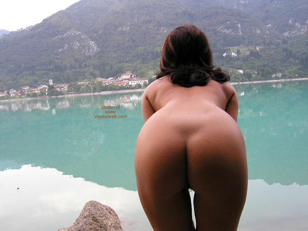 Bent Over - Bend Over, Sexy Ass , Bent Over, Perfect View From The Back, Ass Shot, Seaview