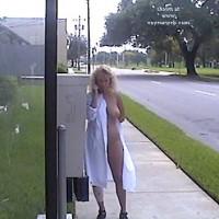 Pic #1 Alysha In Public 8