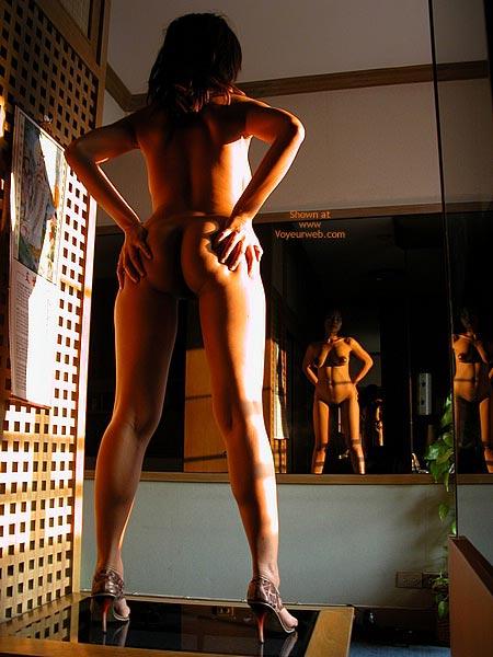Grabbing Ass - From Behind , Grabbing Ass, From Behind, Mirrors