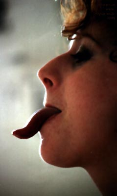 Pic #1 Impressing Tongue