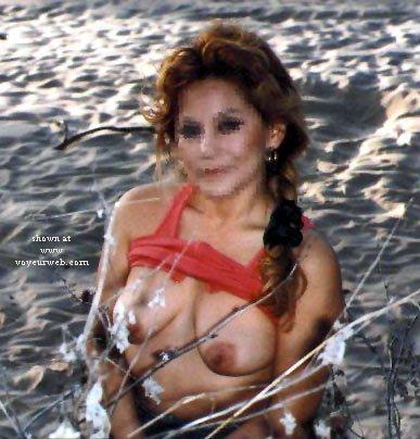 Pic #1 Carmen at the Beach