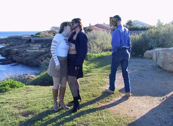 Pic #1 Tiziana & Jennifer In France 2