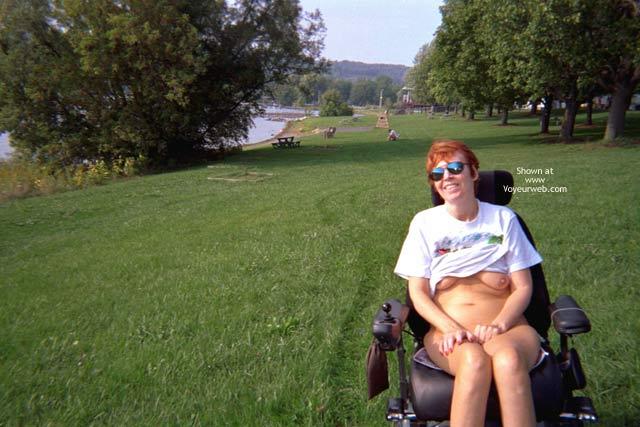 Pic #1 Nudist Park Wife - Iii