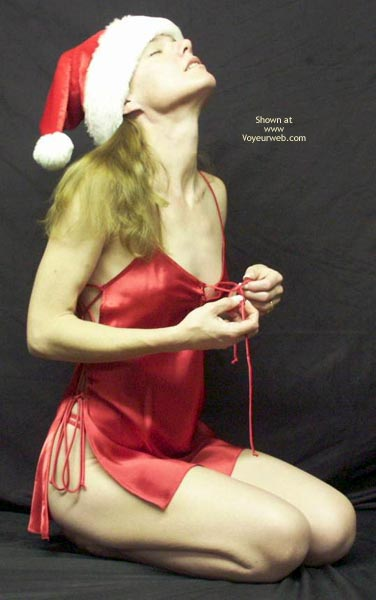 Pic #1 *Xm Seducing Santa  (B)