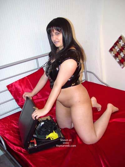 Pic #1 Raw Bondage Toytime 1