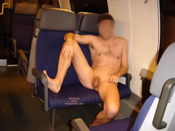 Pic #1 *Fp M* Travel Nacked By Train