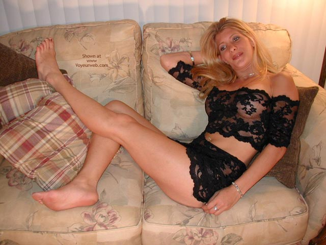 Pic #1 Jessi hot in black