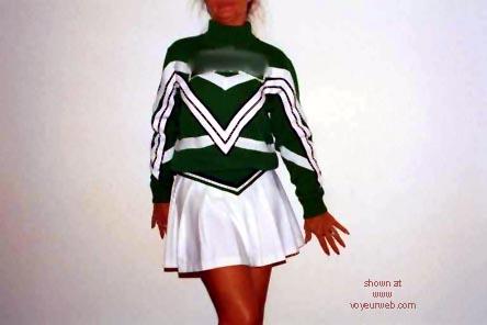 Pic #1 Tina Baby - Cheerleader