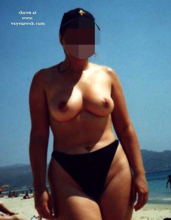 Pic #1 Nude beach Babe!