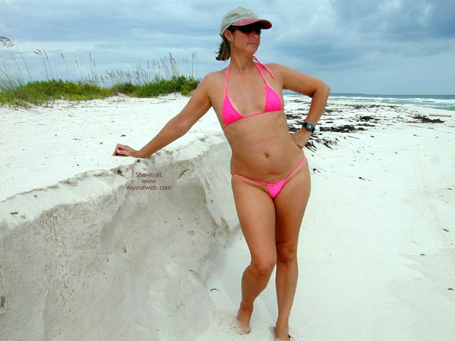 Pic #1 Wife At The Beach Ii