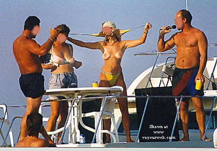 Pic #1 Topless Boaters
