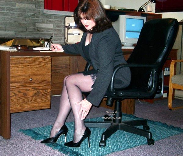 Pic #1 *Sy - Hiheels: Anatomy Of A Secretary
