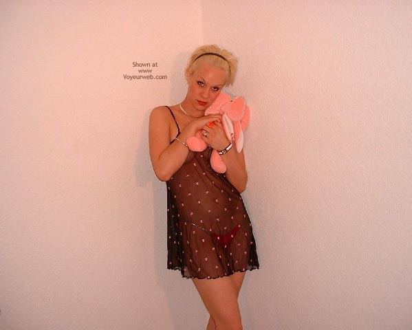 Pic #1Gigi With Toy Part 1