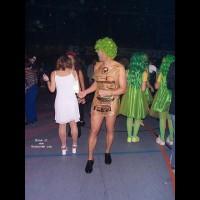 German carneval in nude