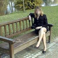 Xeliane in the park
