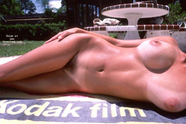 Pic #1 naked snorkler