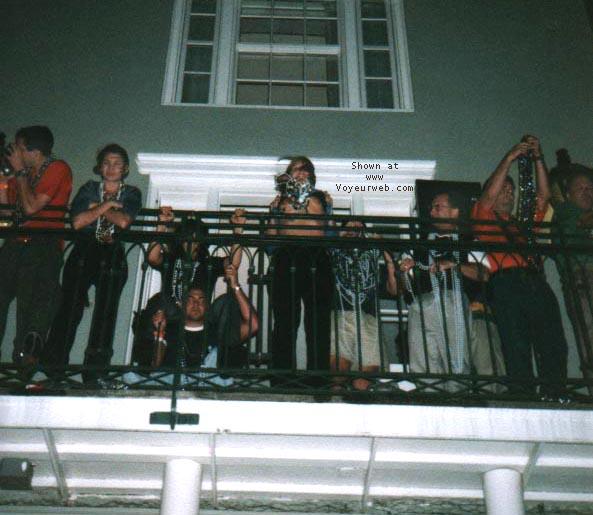 Pic #1 *MG Laym's Mardi #3 - Balconies