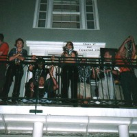 *MG Laym's Mardi #3 - Balconies