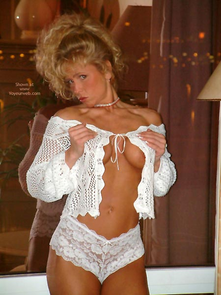 Pic #1 Lady In White