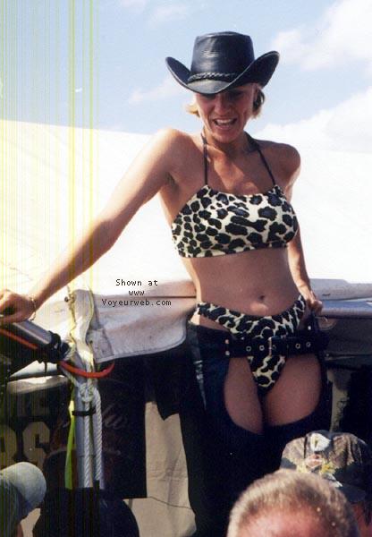 Pic #1 BikeWeek 2000
