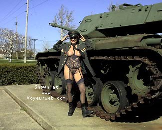 Pic #1 NATALIE ARMY SERGEANT