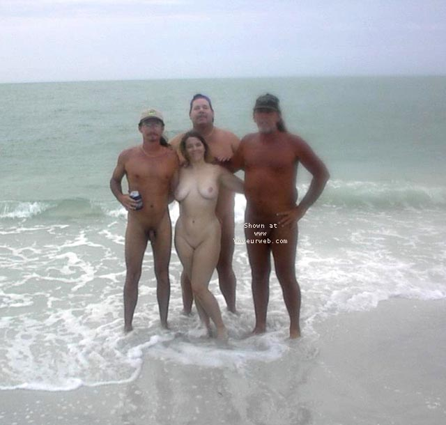 Pic #1 Florida Nudist...A day at the Beach