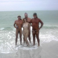 Florida Nudist...A day at the Beach
