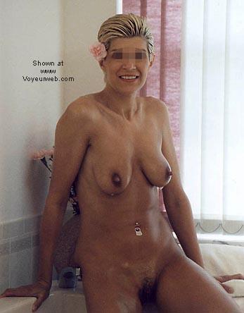 Pic #1 Sondra in the Bathtub