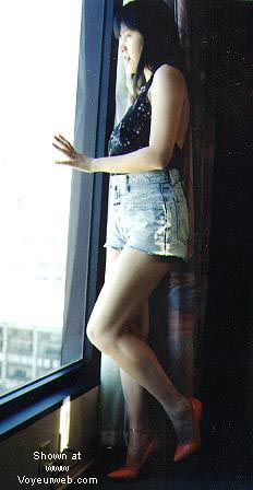 Pic #1MY WIFE IN HK