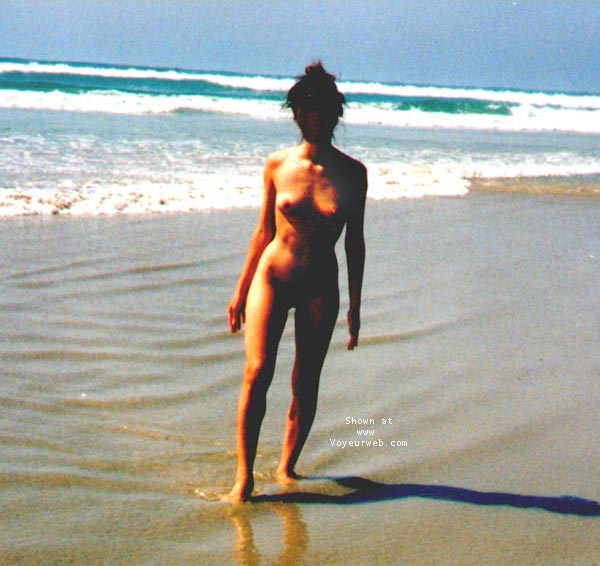 "Pic #1 *NB ""S"" shaved nude beach 2"