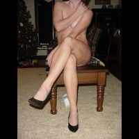 Massagegirl -  Black Stockings - Milf