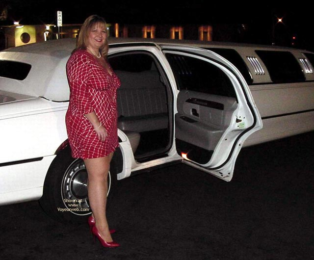 Pic #1 Cum Join Connie In The Limo