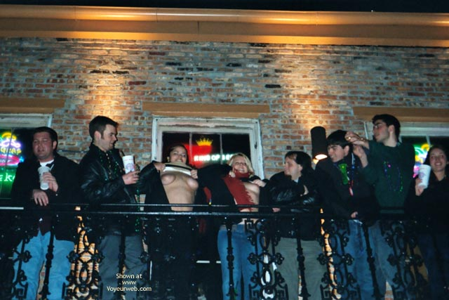 Pic #1 Cold Nite On Bourbon Street 2