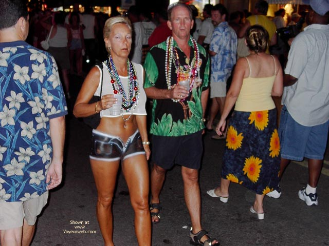 Pic #1 Key West Fantasy Fest 2002 16