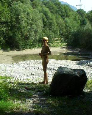 Pic #1 Austrian Wife In Summer Last Year
