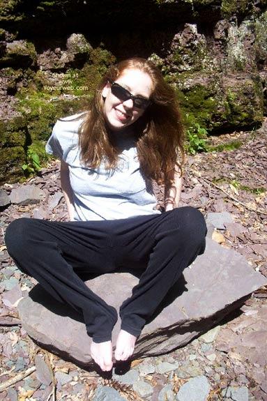 Pic #1 Lexxx On The Rocks