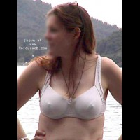 *WB Becky Nude at Lake