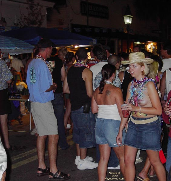 Pic #1 Key West Fantasy Fest 2002 17