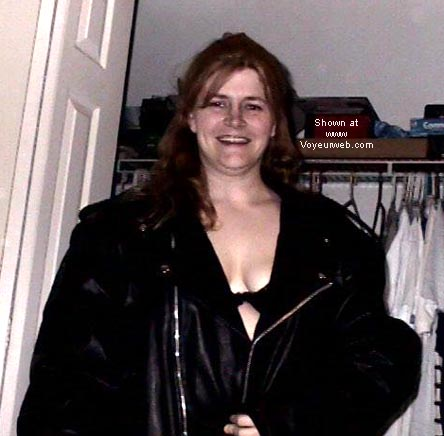 Pic #1 Leather Jacket Model