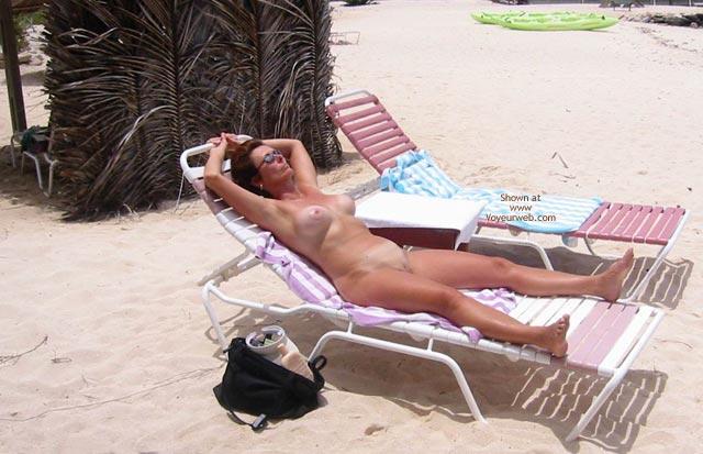 Pic #1 Renee At Sorobon Beach